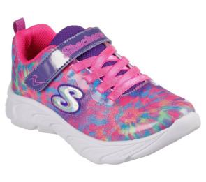 Παιδικά Αθλητικά Παπούτσια Skechers - Dynamic Dash - Vivid Paint skechers-302484L-PRMT