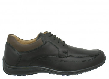 Aeropelma Ανδρικά Παπούτσια - ΜΑΥΡΟ