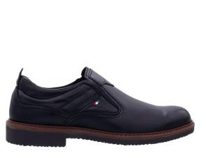 Ανδρικά παπούτσια Cabrini - Μαύρο cabrini-k76 Μαύρο