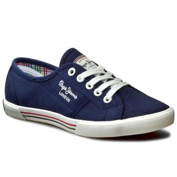 Pepe Jeans Amberlady Sneakers - Mπλε