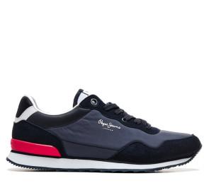 Ανδρικά Sneakers Pepe Jeans - Cross 4 Urban - ΜΠΛΕ pepe-PMS30669-595
