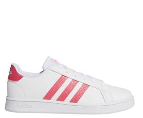 Γυναικεία Sneakers Adidas Grand Court Κ - Λευκό adidas-EG5136