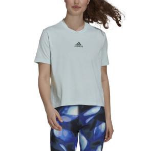 Γυναικεία Μπλούζα Adidas adidas x Zoe Saldana AEROREADY Sport Tee adidas-GS3921