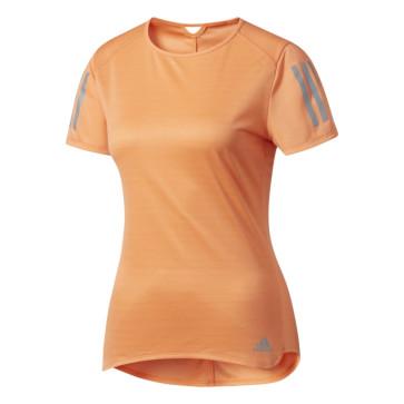 ADIDAS Γυναικείο Κοντομάνικο Αθλητικό Τshirt - Running Response Tee