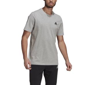 Ανδρική Κοντομάνικη Μπλούζα Adidas Essentials Embroidered Small Logo Tee adidas-GK9641