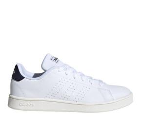 Παιδικά Sneakers Adidas Advantage K - Λευκό μπλε adidas-FW2588