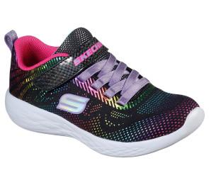 Παιδικά Αθλητικά Παπούτσια Skechers - Skechers GOrun 600 - Shimmer Speed skechers-302031L-BKMT