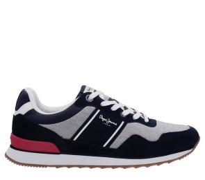 Ανδρικά Sneakers Pepe Jeans - CROSS 4 SAILOR pepe-jeans-PMS30703-564