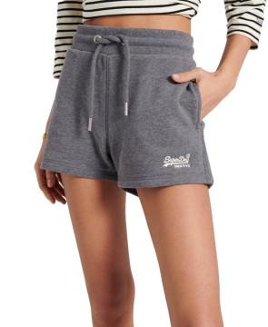 Γυναικείο Σορτς SUPERDRY - Orange Label Classic Jersey Shorts - ΓΚΡΙ superdry-W7110219A-14Q