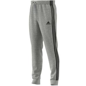 Ανδρική Φόρμα Adidas Essentials French Terry Tapered Cuff 3-Stripes Pants adidas-GK8889