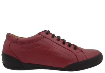 Safe Step Γυναικεία sneakers -  Μπορντό
