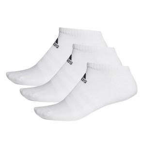 Κάλτσες adidas 3 Ζευγάρια Cushioned Low-Cut Socks - ΛΕΥΚΟ adidas-DZ9384
