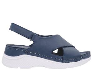 Γυναικείες Ανατομικές Πλατφόρμες Safe Step - Μπλε safe-step-KA900 ΜΠΛΕ