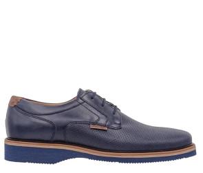 Ανδρικά Παπούτσια Commanchero - ΜΠΛΕ Σταμπωτό commanchero-91717-927 ΜΠΛΕ