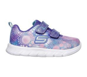 Παιδικά Αθλητικά Παπούτσια Skechers - Comfy Flex - Dainty Dash  skechers-82187N-PRMT
