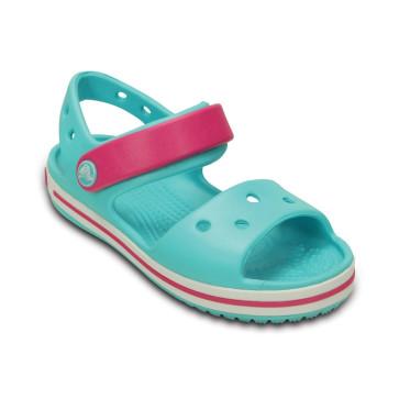 Παιδικά Σανδάλια Crocs™ Crocband - Βεραμάν Ροζ