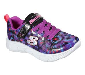 Παιδικά Αθλητικά Παπούτσια Skechers - Dynamic Dash - Vivid Paint skechers-302484L-BKMT