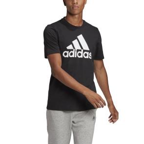 Ανδρική Κοντομάνικη Μπλούζα Adidas Essentials Embroidered Big Logo Tee adidas-GK9120